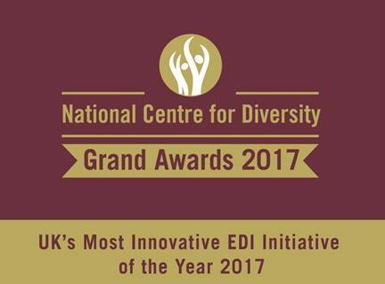 Happy to Translate wins UK's Most Innovative Initiative of the Year